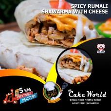 Rumali Shawarma